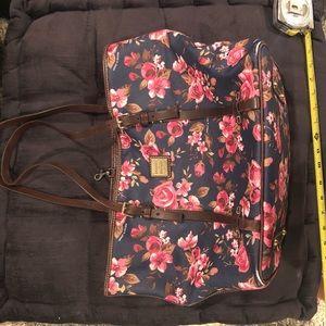 Dooney & Bourke Floral Purse